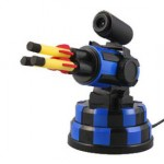 Lance missile USB avec WebCam