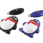 Une souris USB Pingouin