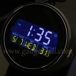HUB USB horloge/réveil