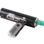 Hub USB avec ports PS/2