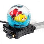 Hub USB aquarium