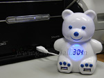 HUB USB Teddy Bear