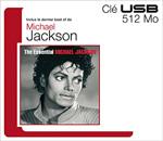 Clé USB Michael Jackson
