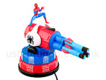 Lance missiles USB spiderman