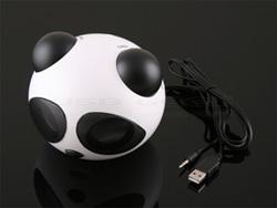 Hauts parleurs usb panda