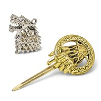 Clé usb game of throne Stark Direwolf or Hand of the King