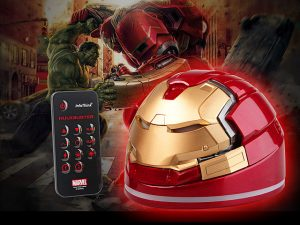 Lampe usb Iron Man