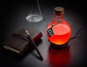 Lampe usb potion magique